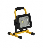 Flood, 20W Rechargeable Mobile, on stand