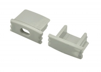 End Cap for Flush and Slimline Mount Channel (Set of 2)