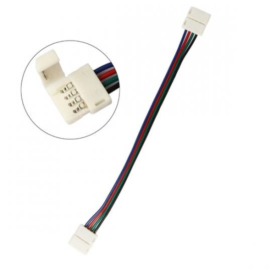 LED Strip Lights 5V/12V/24V-Power Connector - RGB
