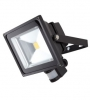 Floodlight, LED 30W PIR motion sensor