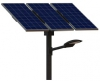 100W Solar Street Light - 13000 Lumen
