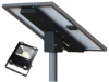 10W Solar Flood Light - 1200 Lumen