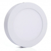 18w Surface Mount Round Backup Emergency Light
