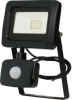 Floodlight, LED 20W PIR motion sensor Slimline