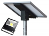 20W Solar Flood Light - 2400 Lumen