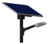 20W Solar Street Light - 2400 Lumen