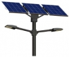 40W Solar Street Light Double - 10400 Lumen