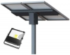 50W Solar Flood Light - 6000 Lumen