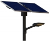 50W Solar Street Light - 6500 Lumen