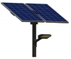 60W Solar Street Light - 7800 Lumen