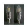 6W LED Candle Lamp Dimmable