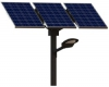 80W Solar Street Light - 10400 Lumen
