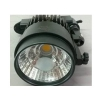 Track Light, 30W LED - Black 2 Wire