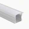 F15 - Square Arch (2515) Channel, (Recessed)