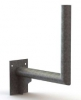 Wall Bracket for 90mm Pole